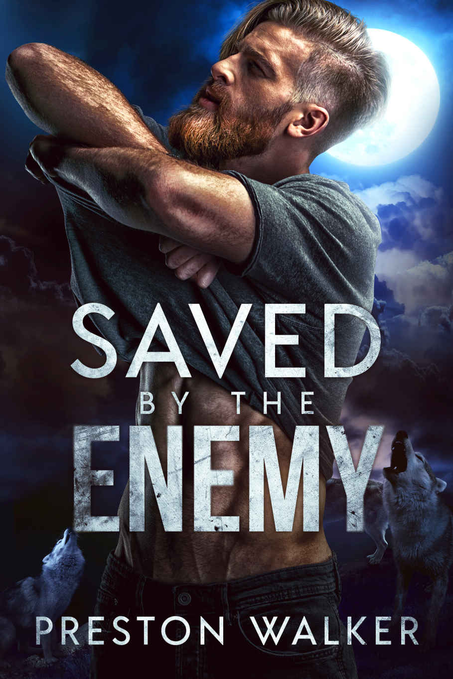 Saved by the Enemy cover image