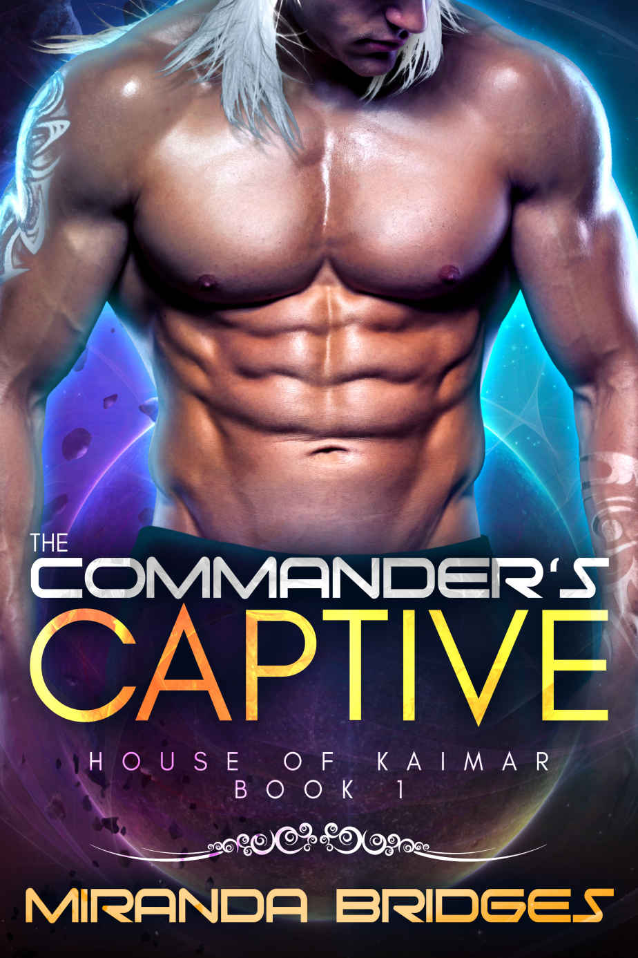 The Commander's Captive cover image