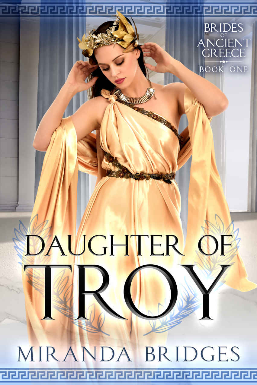 Daughter of Troy cover image