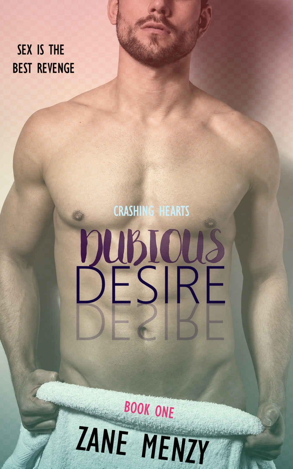 Dubious Desire cover image