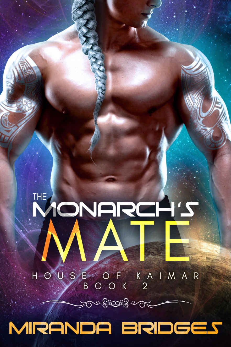 The Monarch's Mate book cover