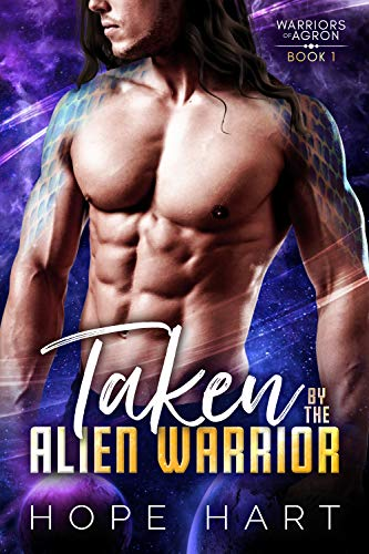 Taken by the Alien Warrior book cover