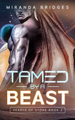 Tamed by a Beast book cover